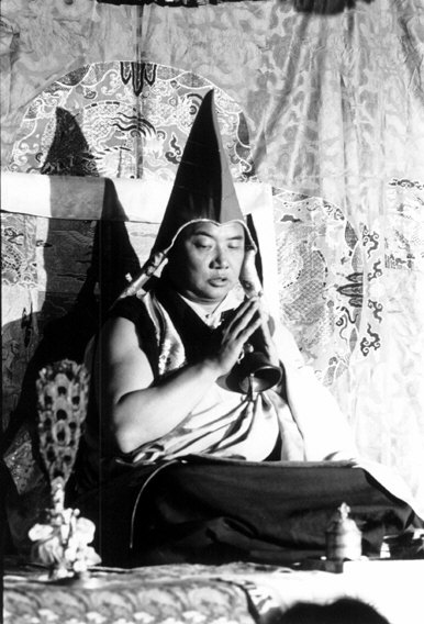 H.H. 16th Karmapa (Photo: Cynthia MacAdams)