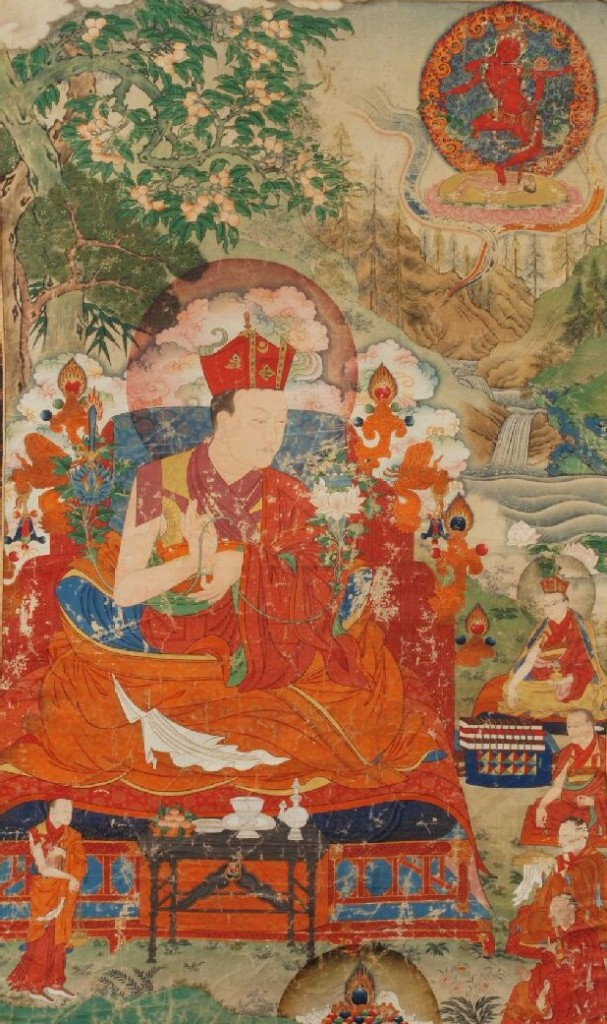 6th Shamarpa Mipham Chokyi Wangchuk