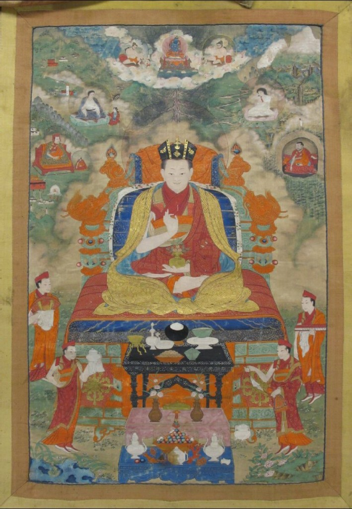 9th Karmapa Wangchuk Dorje