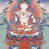 Diamond Mind Thangka