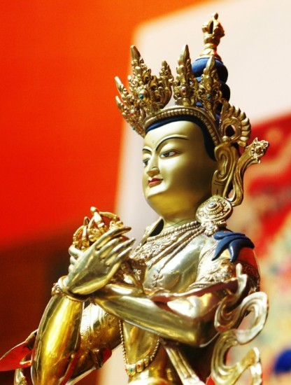 Dorje Chang Statue