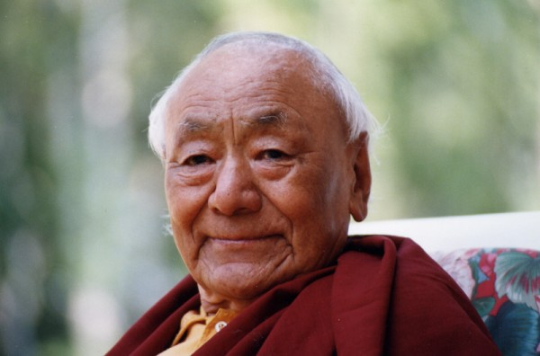 Lama Gendun Rinpoche (1918-1997)