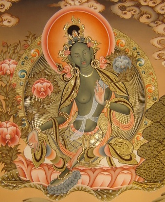 Green Tara