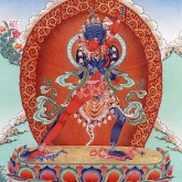 Highest Bliss Thangka