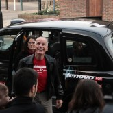 Lama Ole arrives at the Beaufoy