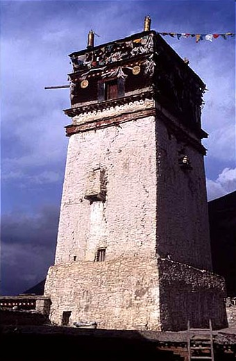 Sekhar Guthok - Milarepa's Tower