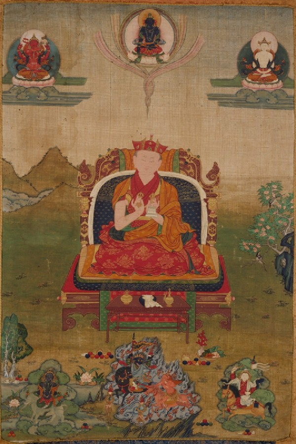 10th Shamarpa Mipham Chodrup Gyamtso