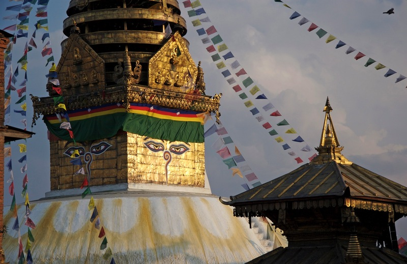 Swayambhu Stupa
