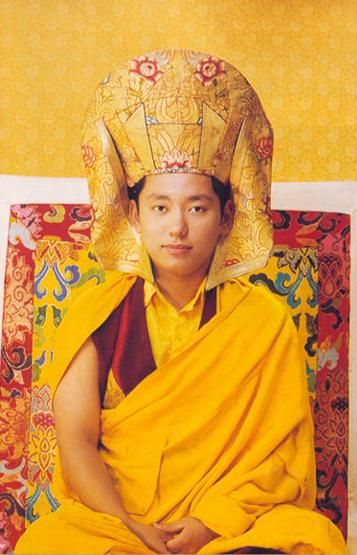 Trungram Gyaltrul Rinpoche