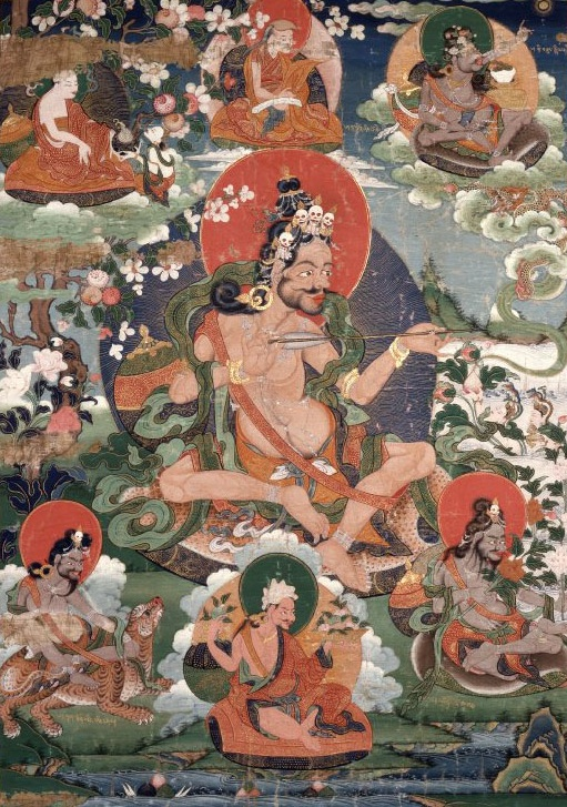 Saraha - Chief of the Accomplished Masters of India